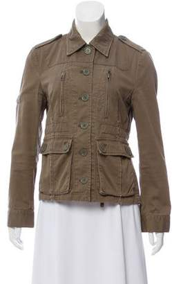 Marc Jacobs Casual Military Jacket