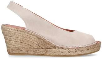 Carvela Sharon Slingback Wedge Sandals