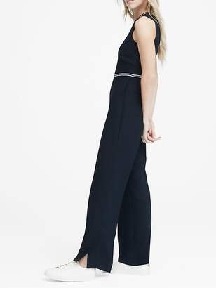 Banana Republic Petite Wide-Leg Jumpsuit