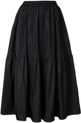 Stella McCartney elasticated waist skirt