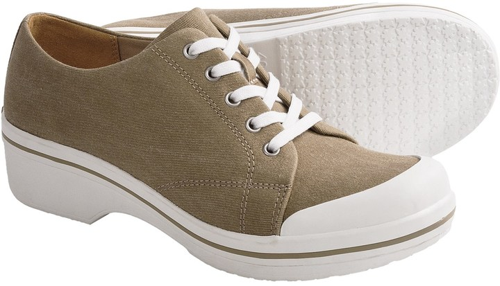 Dansko Veda Canvas Lace-Up Shoes (For Women)