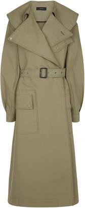 Joseph Damon Trench Cotton Coat
