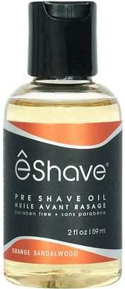 eShave Orange Sandalwood Pre-Shave Oil