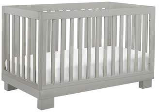 Babyletto Modo 3-in-1 Convertible Crib with Toddler Bed Kit in Grey