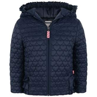 Billieblush BillieblushGirls Navy Hearts Padded Jacket