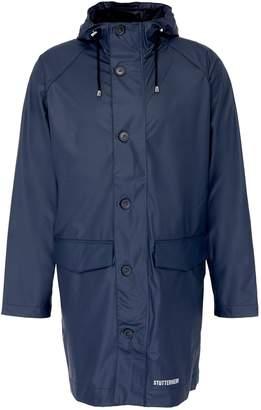Stutterheim 'Ekeby LW' hooded raglan unisex raincoat