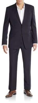 Versace Regular-Fit Lana Wool Suit
