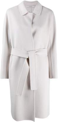 Max Mara 'S belted mid-length coat