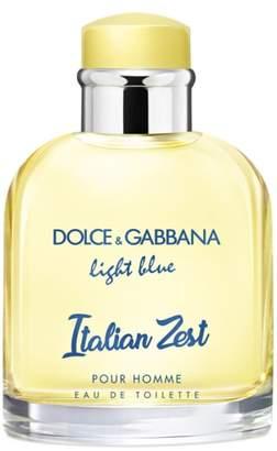 Dolce & Gabbana Beauty Light Blue Italian Zest pour Homme Eau de Toilette