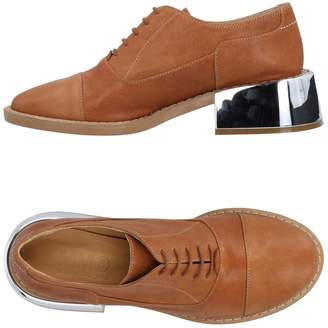 MM6 MAISON MARGIELA Lace-up shoes