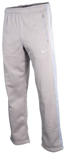 Nike Men's Therma-Fit KO Chainmaille Training Pants-Gray-XL