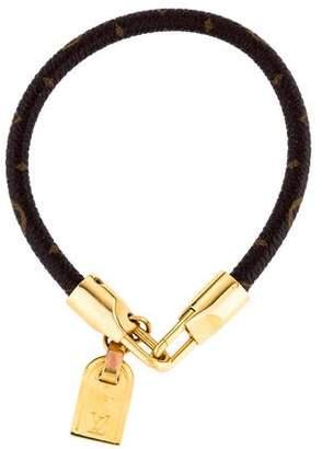 Louis Vuitton Monogram Luck It Bracelet