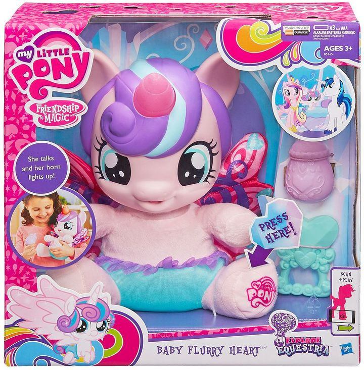 Hasbro My Little Pony Baby Flurry Heart Pony Figure by Hasbro