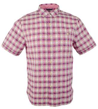 Tommy Bahama Men's La Veleta Check Camp Shirt-SG-M