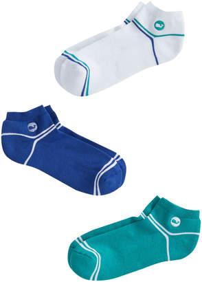 Vineyard Vines Whale Disc Athletic Socks