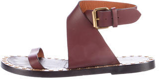 Isabel Marant Circus Maximus Ankle Strap Sandals
