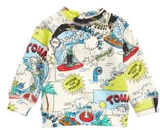 Stella McCartney Billy Cartoon Print Sweatshirt