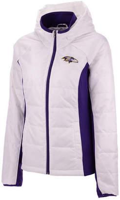 G-iii Sports Women Baltimore Ravens Defense Polyfill Jacket