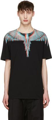 Marcelo Burlon County of Milan Black Salvador T-Shirt $235 thestylecure.com