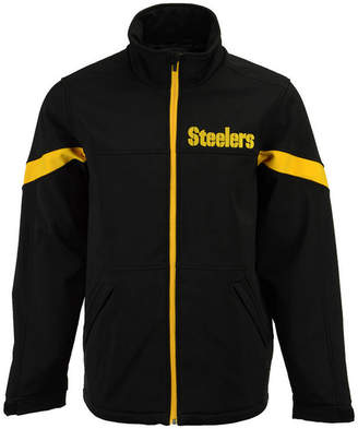 G-iii Sports Men's Pittsburgh Steelers The Franchise Softshell Jacket