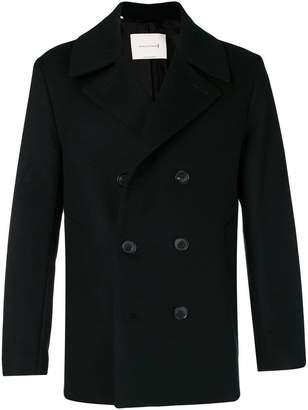 MACKINTOSH short double breasted coat
