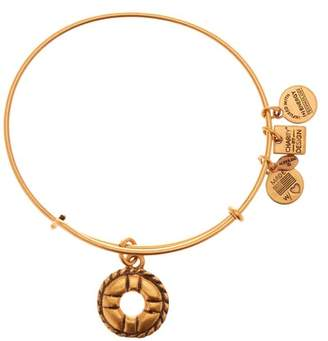 Alex and Ani Charity By Design Life Preserver Charm Expandable Wire Bracelet