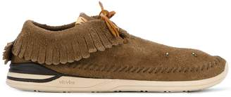 Visvim Brown Maliseet Shaman Folk Sneakers
