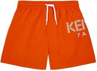 Kenzo Side Logo Swim Shorts