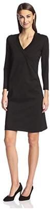 Society New York Women's Surplice Dress