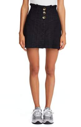 Free People Every Minute Every Hour Miniskirt