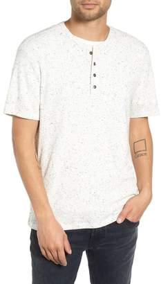 Treasure & Bond Nep Henley Shirt