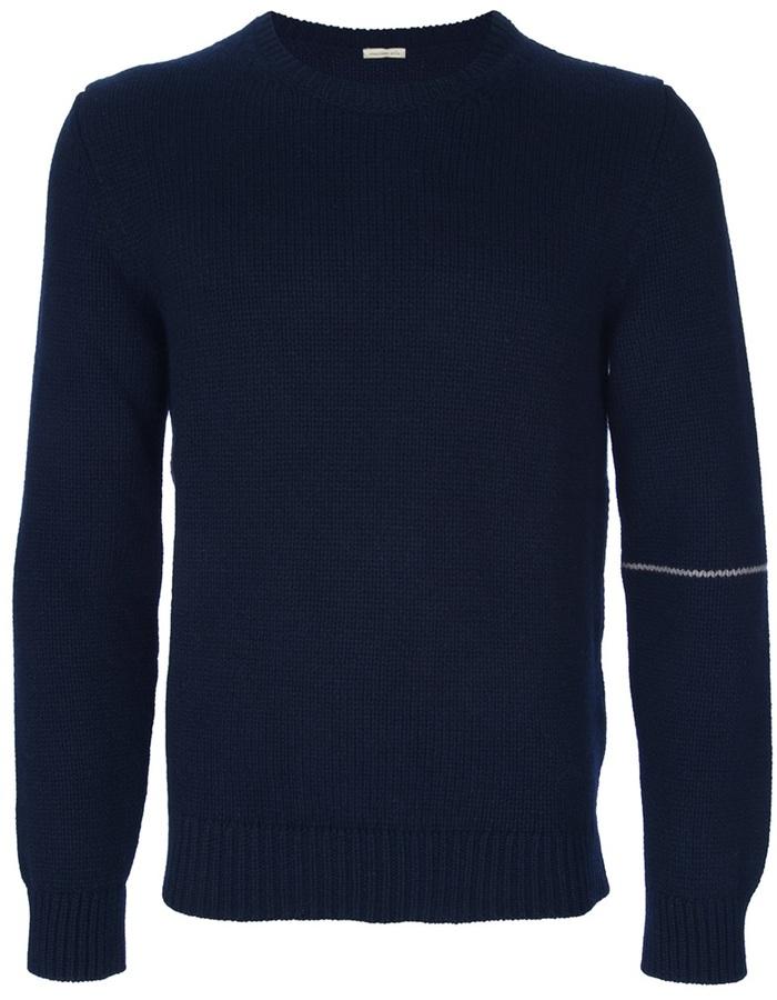 Massimo Alba 'Helmut' knitted sweater