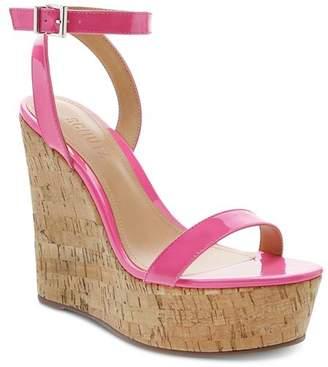 2ee7bc71e731 Schutz Women s Eduarda High-Heel Wedge Sandals