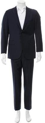 Belvest Wool Two-Piece Suit