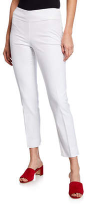 Nic+Zoe Perfect Pant Straight-Leg Slim Ankle Pants