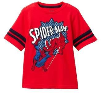 Mighty Fine Marvel Spidey Half Tone Tee (Toddler & \nLittle Boys)