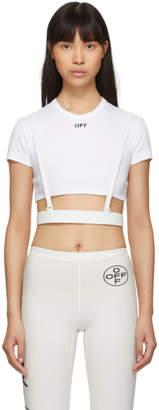 Off-White Off White White Butcher Harness