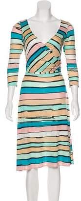Issa Jersey Midi Dress