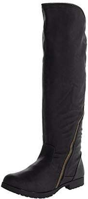 Qupid Women's Wyatte-13 Riding Boot