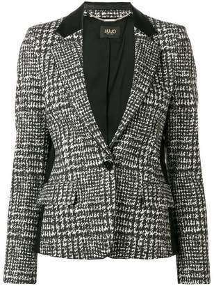 Liu Jo printed blazer