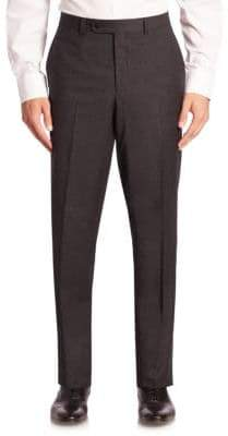 Jack Victor COLLECTION Checked Wool Trousers