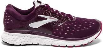 Brooks Women's Glycerin 16 D Running Shoe (BRK-120278 1D 40810D0 11 EBO/GRN/BLK)