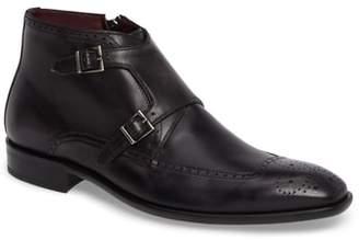 Mezlan Taberna Double Monk Strap Boot