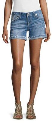 True Religion Denim Cut-Off Shorts, Diamond Valley $99 thestylecure.com