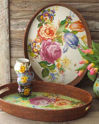 MacKenzie-Childs Flower Market Tray