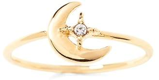 Banana Republic Moon and Star Ring