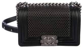 Chanel Small Chainmail Boy Bag