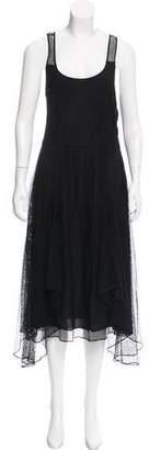 Proenza Schouler Sleeveless Lace Dress