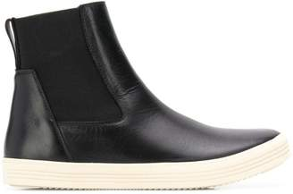 Rick Owens ankle sneaker boots