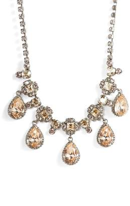 Sorrelli Posey Crystal Statement Necklace